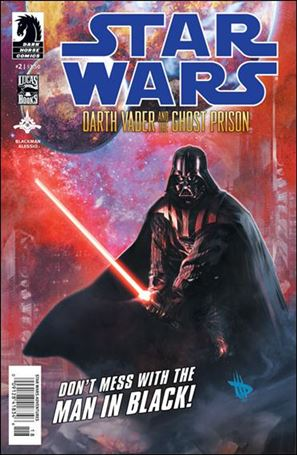 Star Wars: Darth Vader and the Ghost Prison 2-A