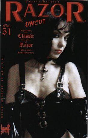 Razor (1991) 51-A by London Night