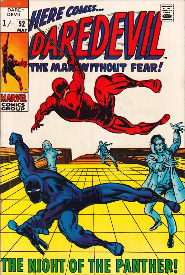 Daredevil (1964) 52-B by Marvel