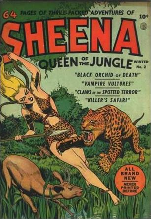 Sheena, Queen of the Jungle 2-A
