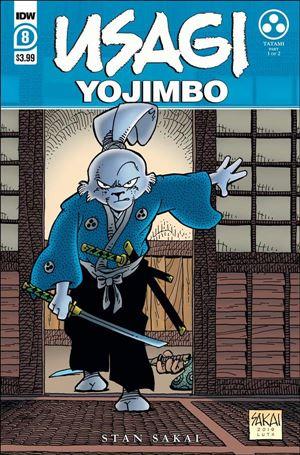 Usagi Yojimbo (2019) 8-A