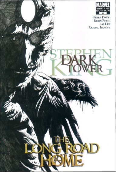 Dark Tower: The Long Road Home 4-C by Marvel