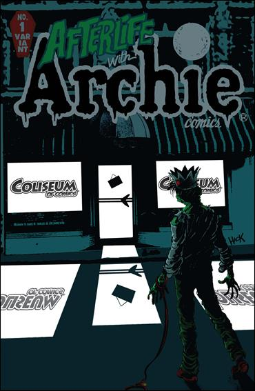 Afterlife with Archie 1-EH by Archie