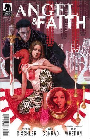 Angel & Faith Season 10 7-A