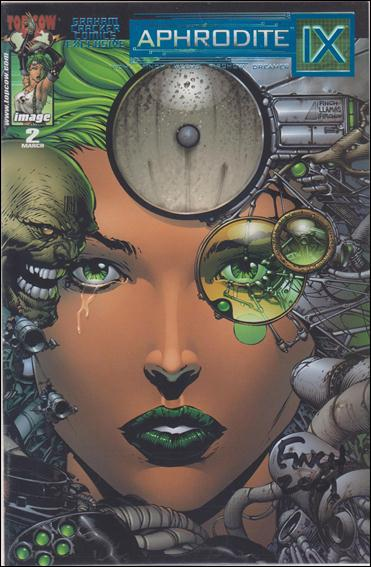 Aphrodite IX (2000) 2-J by Top Cow