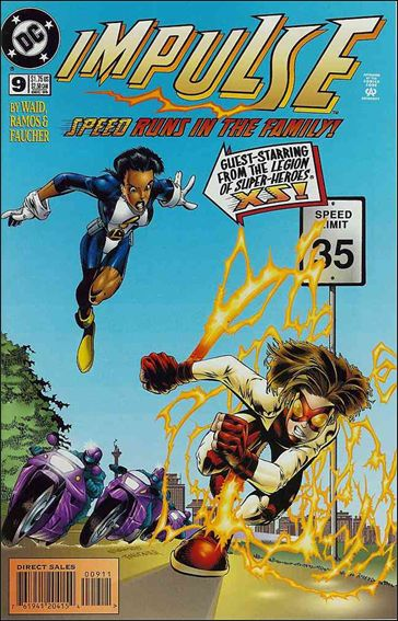 Impulse (1995) 9-A by DC