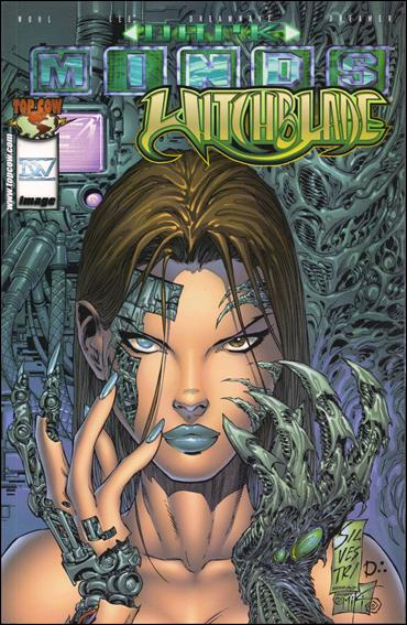 Darkminds/Witchblade 1-B by Image
