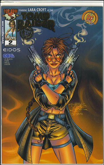 Tomb Raider: The Series 2-B by Top Cow
