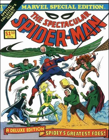 Marvel Special Edition Featuring the Spectacular Spider-Man 1-A by Marvel