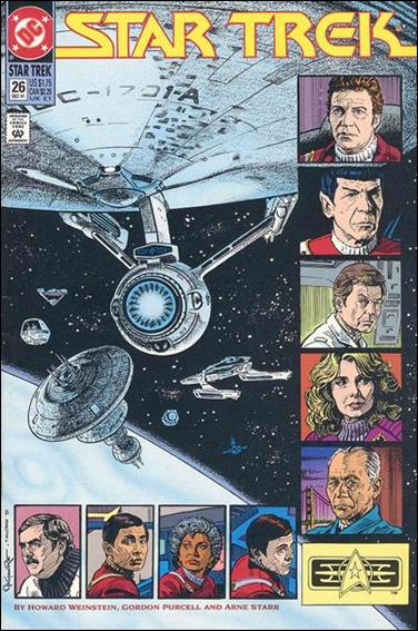 Star Trek (1989) 26-A by DC