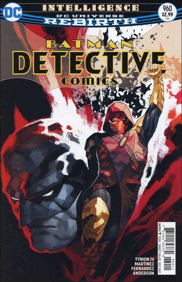 Detective Comics (1937) 960-A by DC