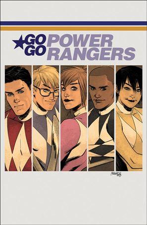 Saban's Go Go Power Rangers 22-D