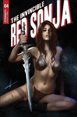 Invincible Red Sonja 4-I