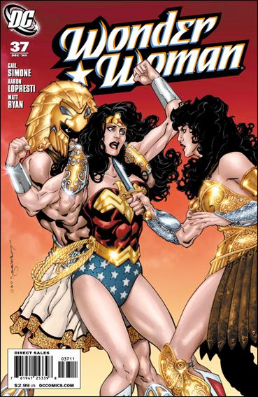 Wonder Woman (2006) 37-A by DC
