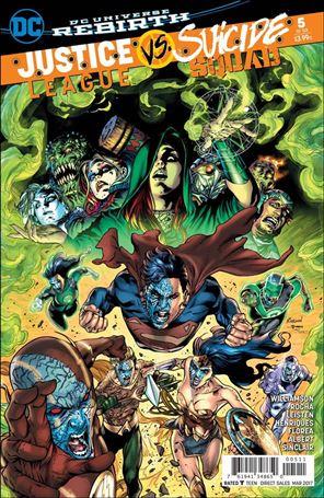 Justice League Vs Suicide Squad 5-A