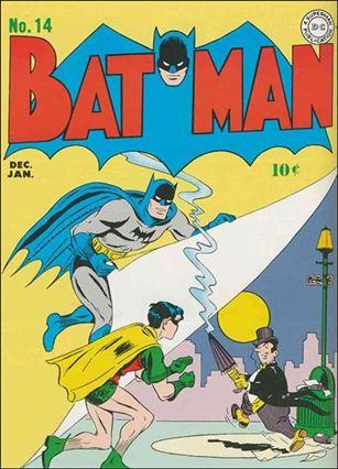 Batman (1940) 14-A