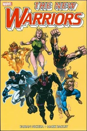 New Warriors Omnibus 1-B