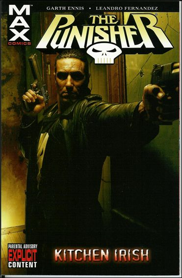 Punisher (2004) 2-A by Max