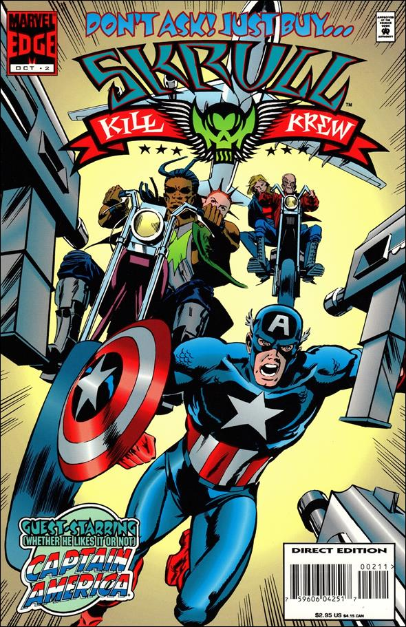 Skrull Kill Krew (1995) 2-A by Marvel