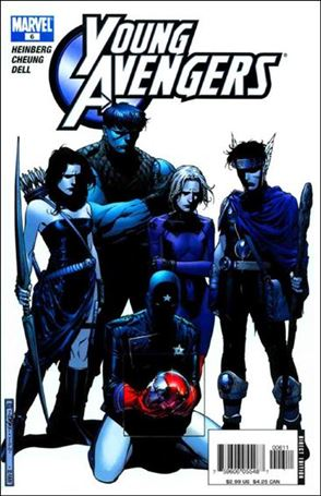 Young Avengers (2005) 6-A