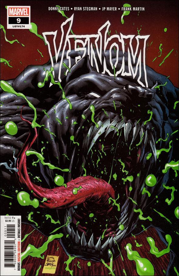 Venom (2018) 9-A by Marvel