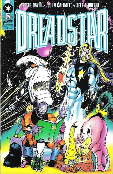 Dreadstar (1982) 62-A by Epic