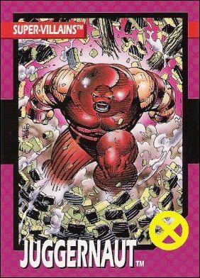 X-Men: Series 1 (Base Set) 46-A by Impel