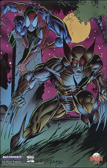 1994 Marvel Masterpieces (Promo) nn 7-A by Fleer