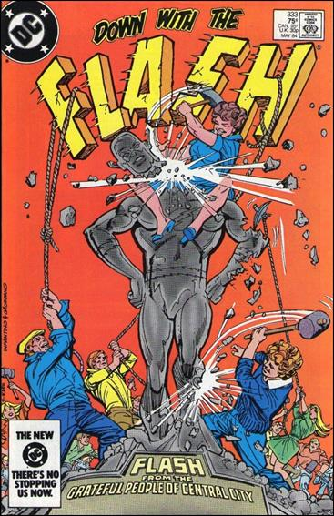 Flash (1959) 333-A by DC