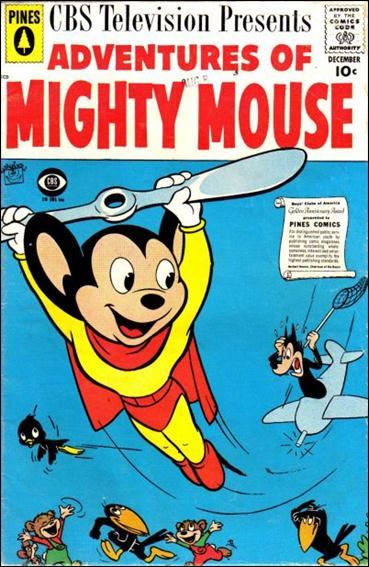Adventures of Mighty Mouse (1956) 141-A by Pines