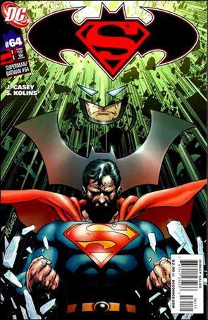 Superman/Batman 64-A