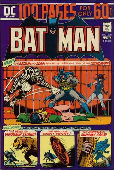 Batman (1940) 256-A by DC