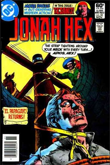 Jonah Hex (1977) 54-A by DC