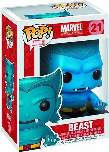 POP! Marvel Beast by Funko