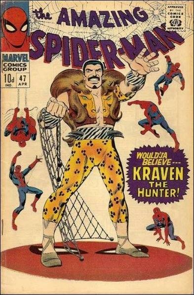 Amazing Spider-Man (1963) 47-B by Marvel