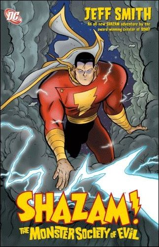 Shazam! The Monster Society of Evil nn-A by DC