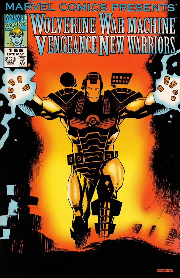 Marvel Comics Presents (1988) 155-A by Marvel