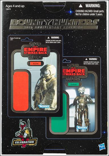 "Star Wars: Vintage Collection 3 3/4"" Figures (Exclusives) Zuckuss & 4-LOM Celebration V 2-Pack by Hasbro"