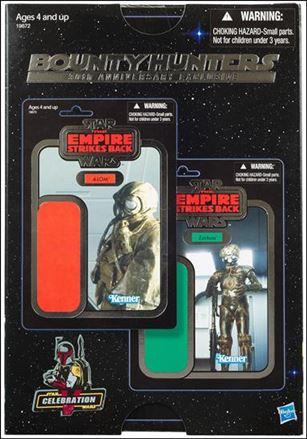 """Star Wars: Vintage Collection 3 3/4"""" Figures (Exclusives) Zuckuss & 4-LOM Celebration V 2-Pack"""