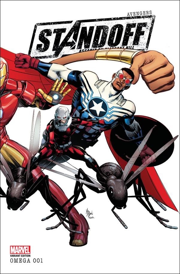Avengers Standoff: Assault on Pleasant Hill Omega 1-C