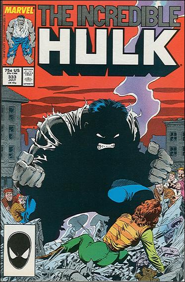 Incredible Hulk (1968) 333-A by Marvel