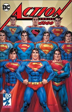 Action Comics (1938) 1000-KC
