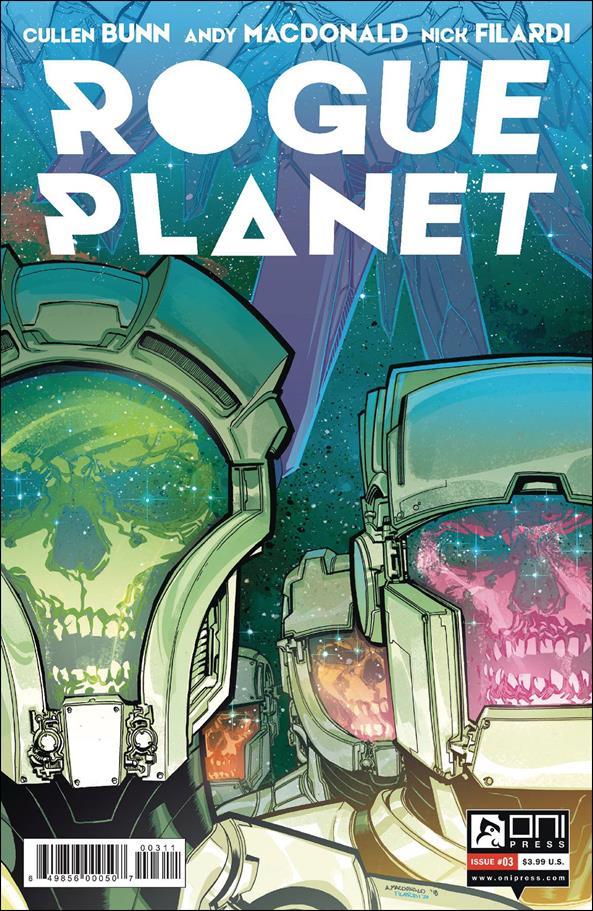 Rogue Planet 3-A by Oni Press