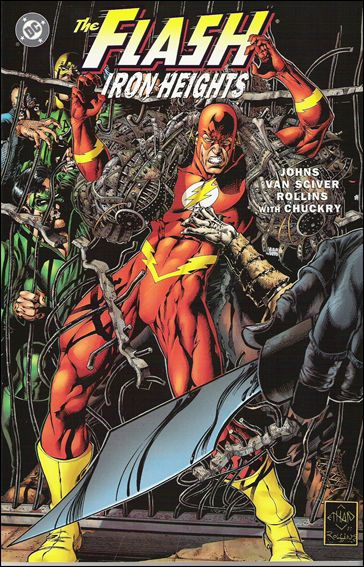Flash: Iron Heights 1-A by DC