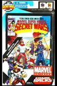 Marvel Universe: Secret Wars (Comic-Packs) Hawkeye and Piledriver