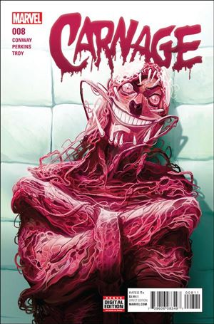 Carnage (2016) 8-A