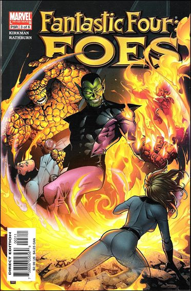 Fantastic Four: Foes 3-A by Marvel