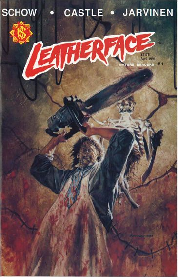 Leatherface 1-A by Northstar