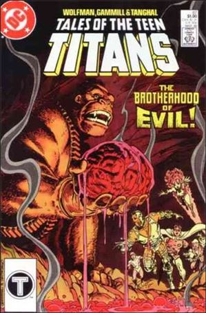 Tales of the Teen Titans 87-A