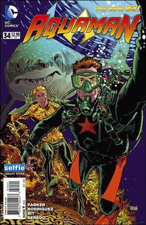 Aquaman (2011) 34-B